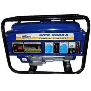 Купить бензиновый генератор Werk WPG3600A