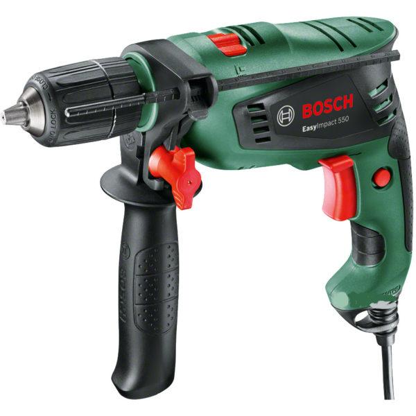 Купить дрель ударную Bosch EasyImpact 550