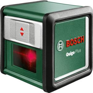 Купить лазерный нивелир Bosch Quigo Plus