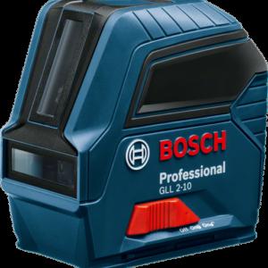 Купить лазерный нивелир Bosch Professional GLL 2-10