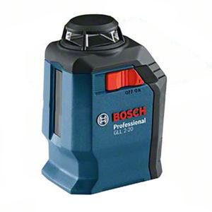 Купить лазерный нивелир Bosch Professional GLL 2-20