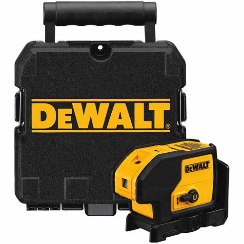 Купить лазерный уровень DeWalt DW083K_1