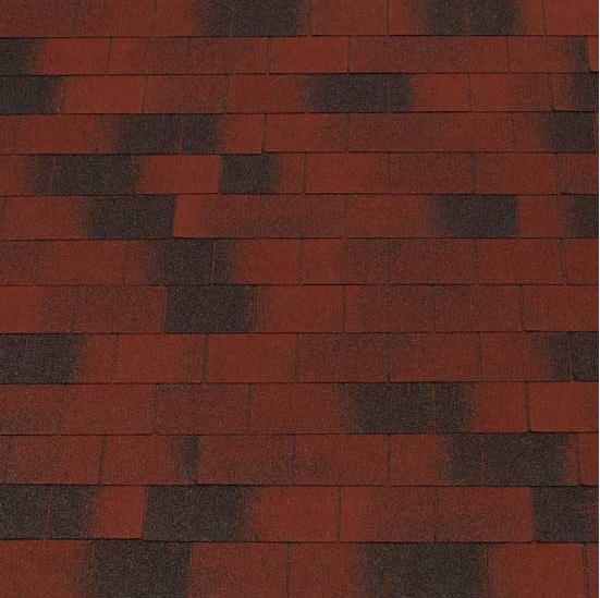 Rectangular Red